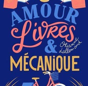 Amour livres et mécanique